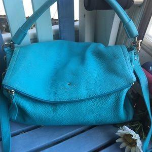 ♠️ KATE SPADE BLUE SHOULDER BAG ♠️